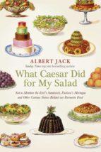 what caesar did for my salad (ebook)-albert jack-9780141929927
