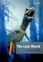 the lost world (dominoes two) (includes cd) arthur conan doyle 9780194248327