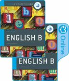 ib english b course book pack: oxford ib diploma programme (print course book & enhanced online course book) 9780198422327