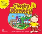 cheeky monkey 1 pupil´s book pack infantil 9780230011427
