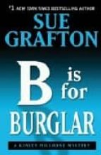 b is for burglar (higher intermediate)-sue grafton-9780333926727