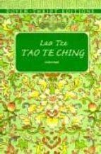 tao te ching lao tze 9780486297927