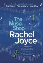 the music shop rachel joyce 9780857521927