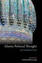 islamic political thought (ebook) 9781400866427