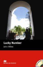 lucky number (starter level) (incluye audio cd) john milne 9781405077927