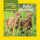look and learn: baby animals (look&learn) 9781426314827