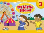 my little island level 3 student s book and cd rom pack-9781447913627