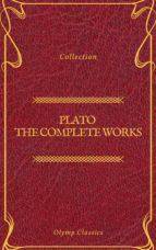 plato: the complete works (olymp classics) (ebook)-benjamin jowett-olymp classics-9782378071127