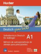 deutsch ganz leicht a1 (curso autodidact 9783195074827