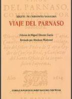 viaje del parnaso-miguel de cervantes saavedra-9788400101527