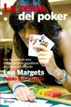la reina del poker-leo margets-pablo del palacio-9788408093527