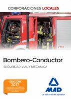 bombero y bombero-conductor. seguridad vial y mecánica-9788414205327