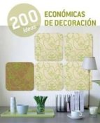 200 ideas economicas de decoracion-9788415227427