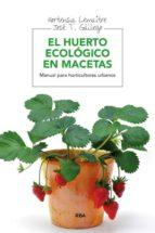 el huerto ecologico en macetas-hortensia lemaitre-9788415541127