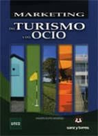 marketing del turismo y del ocio-ramon rufin moreno-9788415550327
