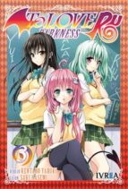 to love ru darkness nº 3-saki hasemi-kentaro yabuki-9788416040827