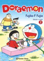 doraemon color nº 02/06 fujio f. fujiko 9788416244027