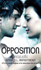 opposition (saga lux v) jennifer l. armentrout 9788416256327