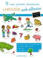 el meu primer diccionari amb adhesius-9788416368327