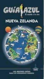 nueva zelanda 2016 (guia azul)-9788416408627