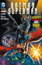 El libro de Batman/superman nº 24 autor PAUL LEVITZ PDF!