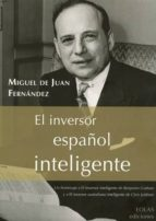 el inversor español inteligente miguel de juan fernandez 9788416613427