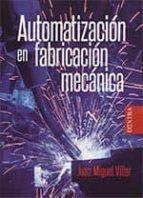 automatizacion en fabricacion mecanica-9788416898527