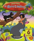 el libro de la selva (con 6 puzzles) jordi (il.) busquets 9788430541027