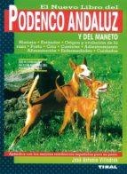 el nuevo libro del podenco andaluz y del maneto-jose antonio villodres-9788430593927