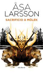 sacrificio a mólek (ebook)-asa larsson-9788432215827
