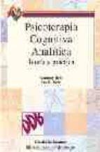psicoterapia cognitiva analitica 9788433020727