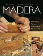 manual completo de la madera-9788434233027