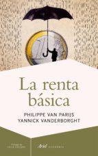 la renta basica-philippe van parijs-yannick vanderborght-9788434422827