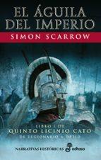 el aguila del imperio-simon scarrow-9788435063227