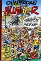 super humor mortadelo nº 2: olimpiadas del humor f. ibañez 9788440636027