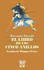 el libro de los cinco anillos miyamoto musashi 9788441400627