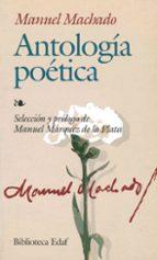 antologia poetica manuel machado 9788441413627