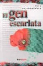el gen escarlata pere puigdomenech 9788449700927