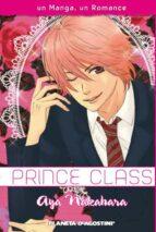 prince class aya nakahara 9788467478327