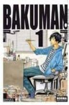 bakuman 1 (2ª ed) takeshi obata tsugumi ohba 9788467903027