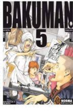 bakuman vol. 5 takeshi obata tsugumi ohba 9788467905427