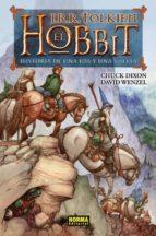 el hobbit j. r. r. tolkien chuck dixon david wenzel 9788467909227