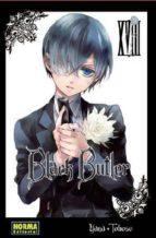 black butler 18-yana toboso-9788467919127