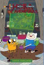 hora de aventuras: cuentos churulentos-9788467923827