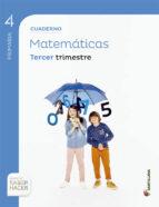matematicas 4º primaria cuaderno 3 saber hacer ed 2015 cast 9788468029627