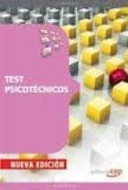 test psicotecnicos (nueva edicion octubre 2011) 9788468125527