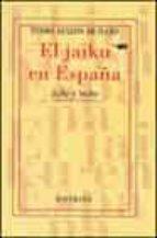 el jaiku en españa-pedro aullon de haro-9788475177427