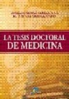 la tesis doctoral de medicina (2ª ed.)-avelino senra varela-9788479788827