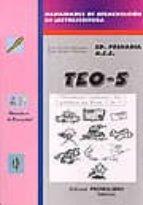 teo 5: habilidades en segmentacion en lectoescritura (primaria nee) javier guijarro rodriguez paqui alcarria villanueva 9788479864927