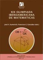 xix olimpiada iberoamericana de matematicas 9788480215527